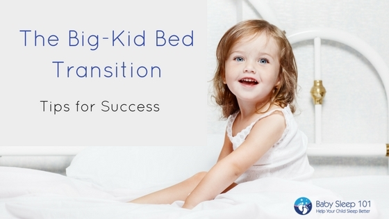 c5f0acfd6 Big Kid Bed Transition
