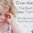 Overtiredness and sleep training
