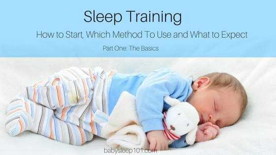 Sleep training series part one sleep training methods ccuart Images