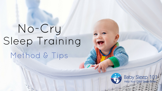 No-cry sleep training