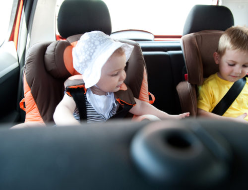 Travelling with Kids: 6 Tips For Keeping Your Children Well-Rested on the Road