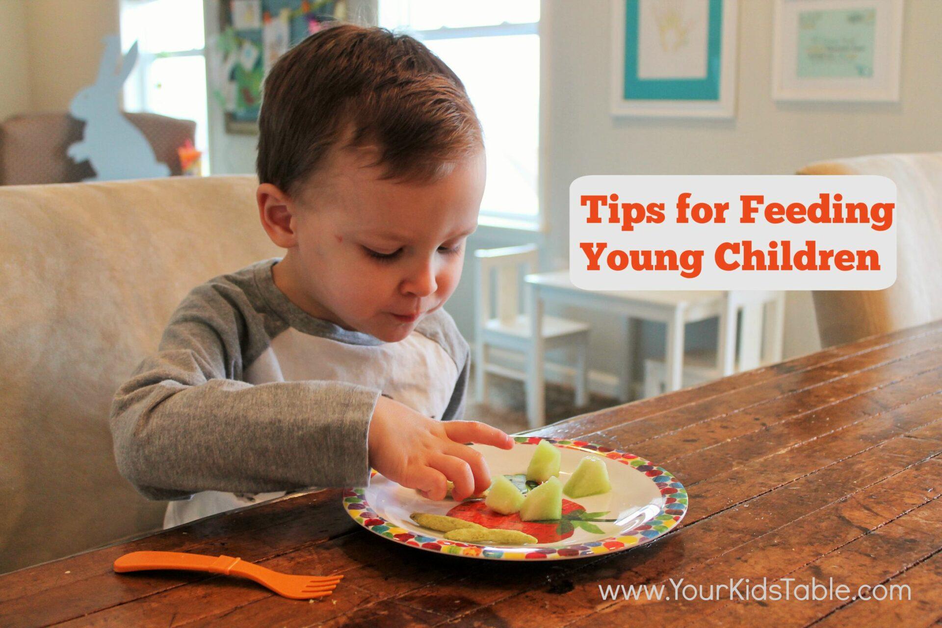 Feeding Young Children