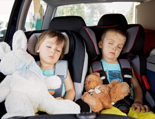 5 Tips to Help Kids Sleep Well While Travelling