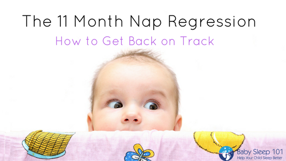 11 month nap regression