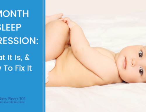 The 8 Month Sleep Regression; What Causes it and How to Solve It