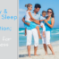 Baby & toddler sleep on vacation