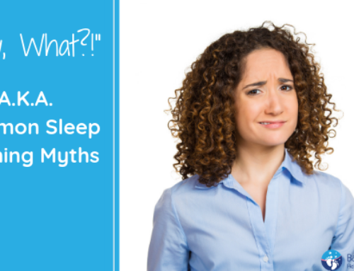 Sleep Training Myths