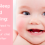 Baby Sleep Teething